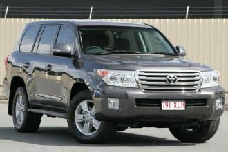 Toyota Landcruiser VX VDJ200R MY13