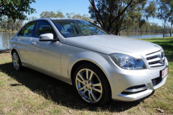 Mercedes-Benz C250 Cdi Avantgarde W204  BlueEffici