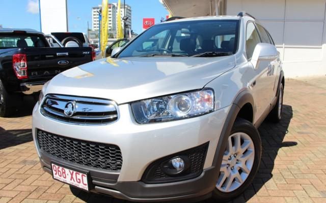 Holden Captiva 7 LS CG MY15