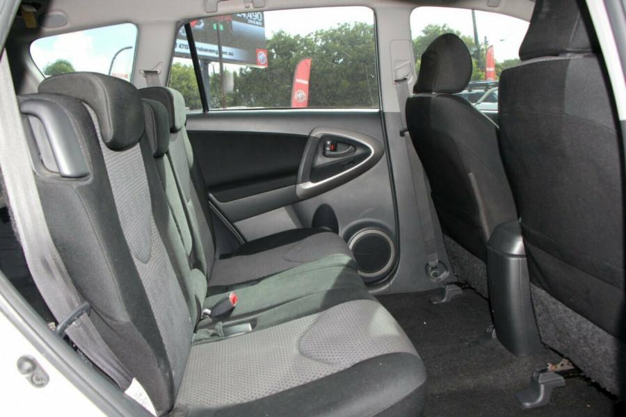 2006 Toyota RAV4 ACA33R CV Wagon