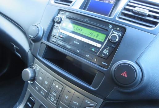 2008 Toyota Kluger GSU40R KX-S Wagon