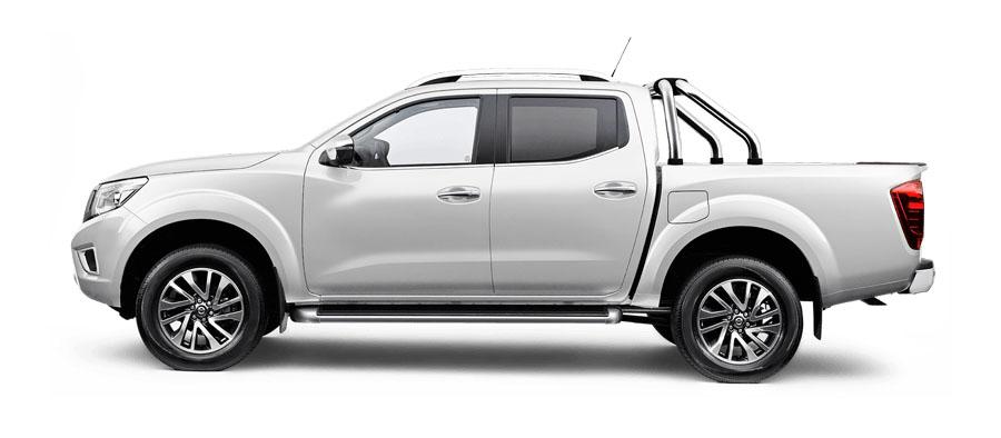 2017 Nissan Navara D23 Series 2 ST-X 4X4 Dual Cab Pickup Utility crew cab