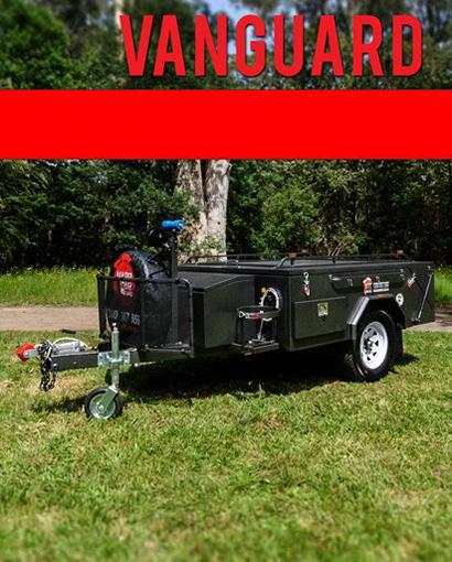 New Mars Campers Vanguard
