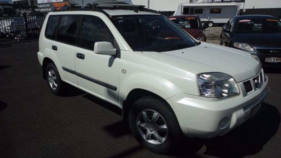 2007 MY06 Nissan X-Trail T30 II  ST Wagon