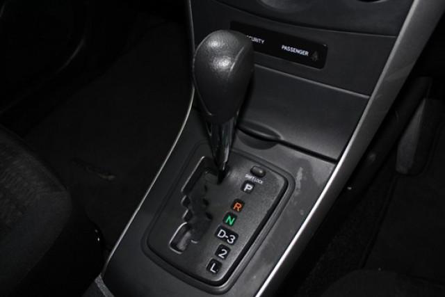 2011 Toyota Corolla ZRE152R MY11 Sedan