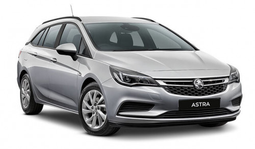 2017 MY18 Holden Astra BK LS Plus Sedan