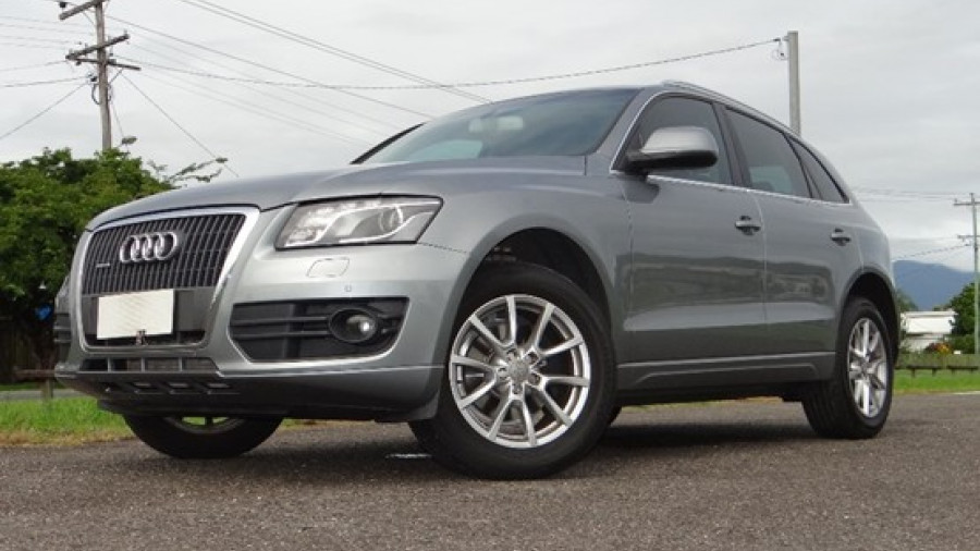 2012 audi q5 8r tdi wagon for sale in cairns motoco group. Black Bedroom Furniture Sets. Home Design Ideas