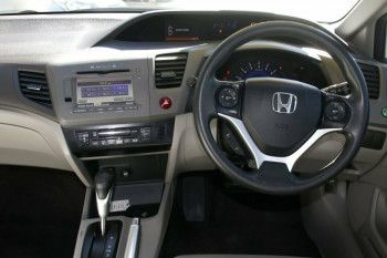 2012 Honda Civic 9th Gen Ser II VTi-LN Sedan