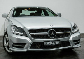 Mercedes-Benz CLS250 CDI Coupe 7G-Tronic + C218 MY13.5