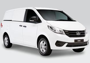 The G10 Van