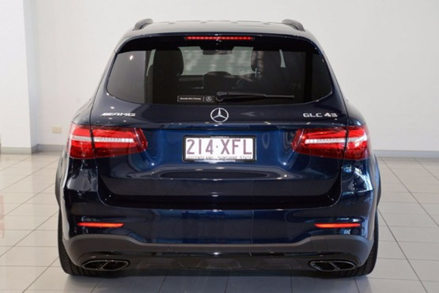 2016 Mercedes Benz Glc43 X253 Amg Wagon For Sale In