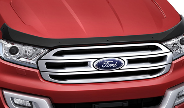 Ford New Everest Accessories Brisbane Metro Ford