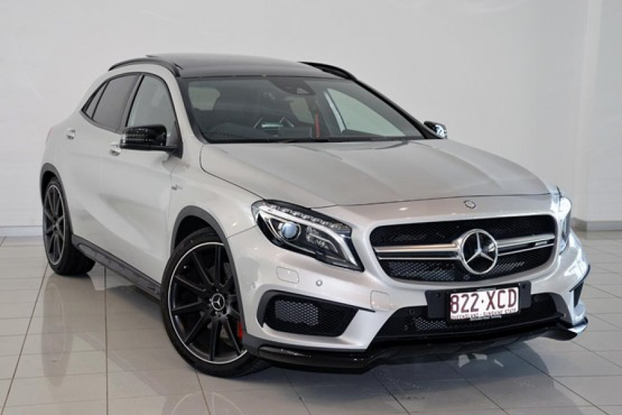 2016 mercedes benz gla45 x156 amg wagon for sale in for Mercedes benz amg wagon for sale