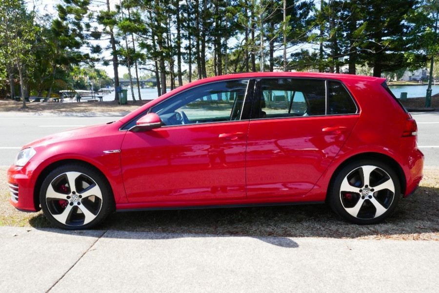 2014 MY15 Volkswagen Golf VII GTI Hatchback