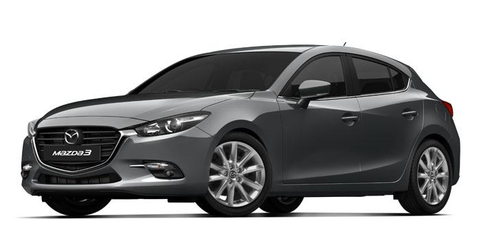 2017 Mazda 3 Bn5436 Sp25 Hatch Hatchback For Sale In