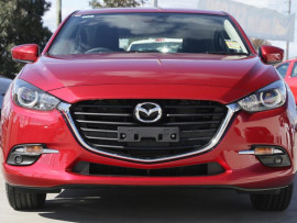 2016 MY17 Mazda 3 BN Series Maxx Hatch Hatchback