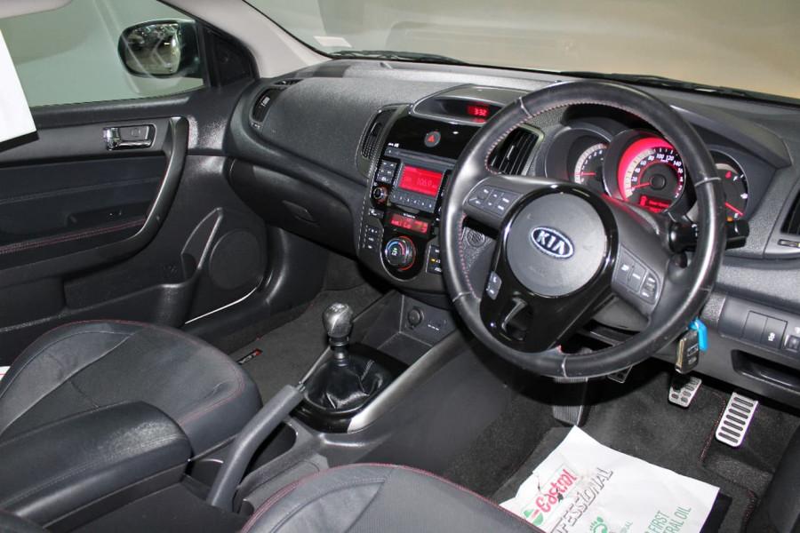 2012 Kia Cerato TD MY12 Coupe