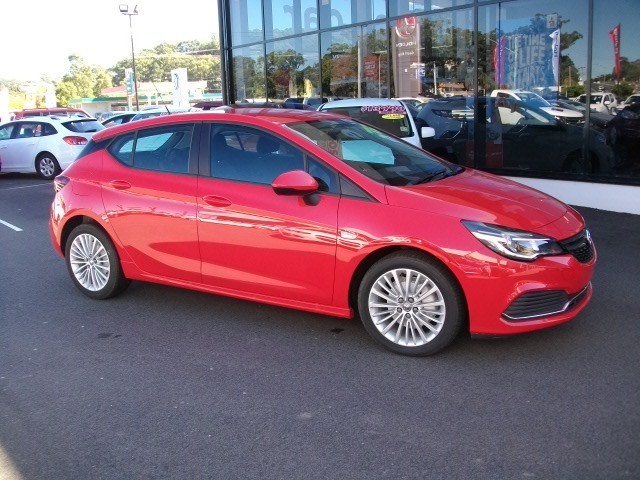 2016 MY17 Holden Astra BK Turbo R Hatchback
