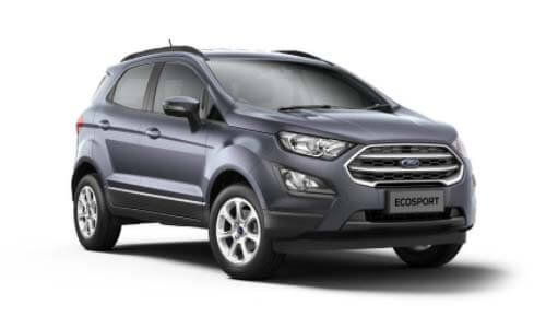 2017 MY18 Ford EcoSport BL Trend Wagon