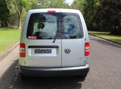 2013 Volkswagen Caddy 2K TSI160 Van