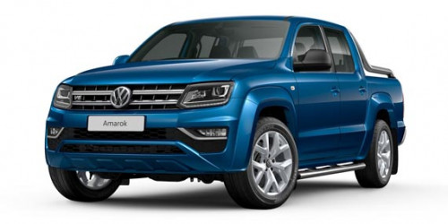 2017 MY17.5 (V6) Volkswagen Amarok 2H Ultimate Utility