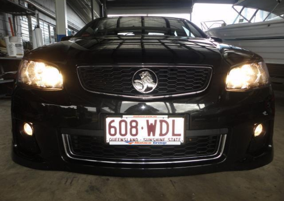2012 MY12.5 Holden Commodore VE II  SV6 Sedan