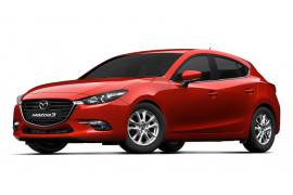 Mazda 3 Touring Hatch BN Series