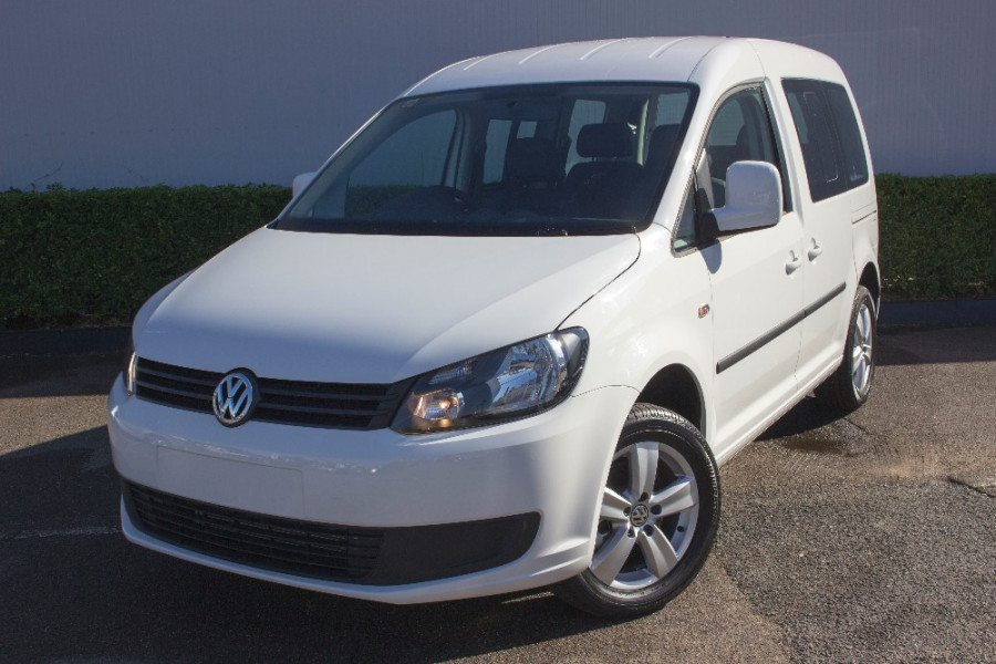2014 Volkswagen Caddy 2kn Trendline Van For Sale In