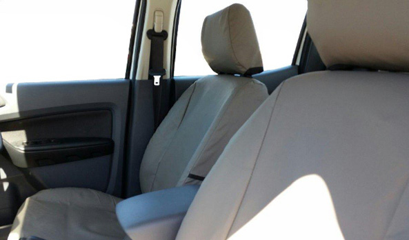 Seat Covers - Front - Canvas