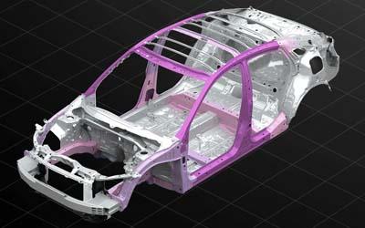 Civic Sedan Advanced Compatibility Engineering (ACE)