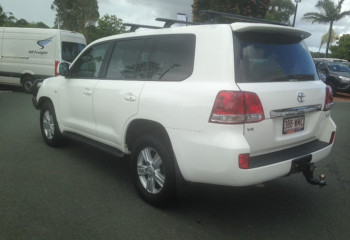 2008 Toyota Landcruiser VDJ200R VX Wagon