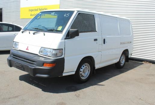 2009 Mitsubishi Express SJ MY09 SHORT WHEELBASE Van