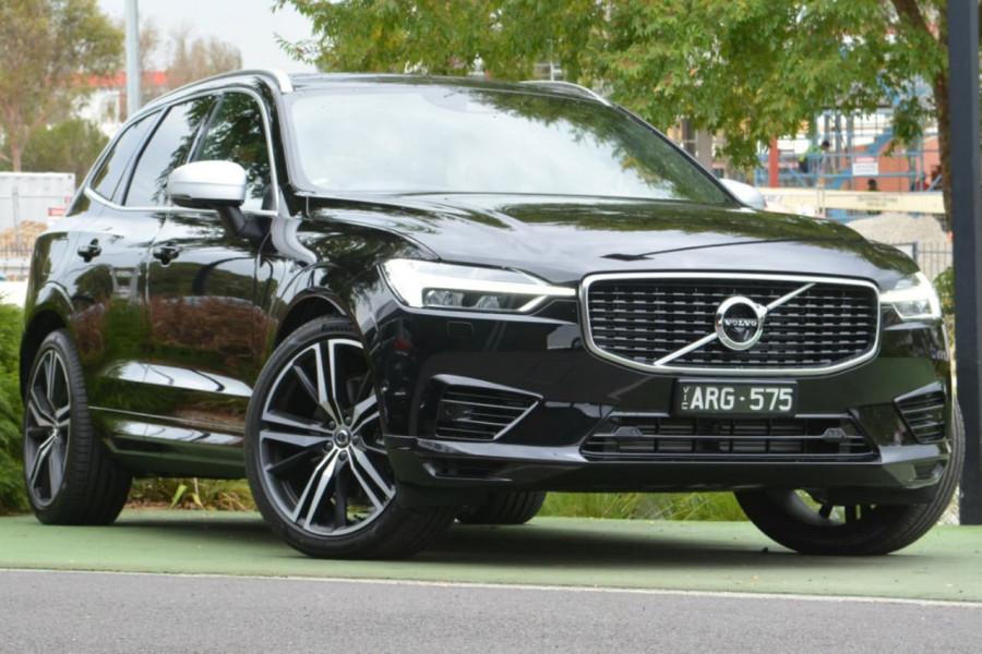 2018 Volvo XC60 UZ T8 R-Design Wagon