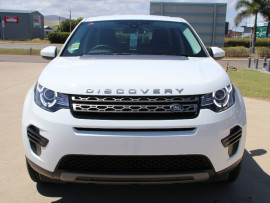 2016 MY17 Land Rover Discovery Sport L550 TD4 SE Wagon