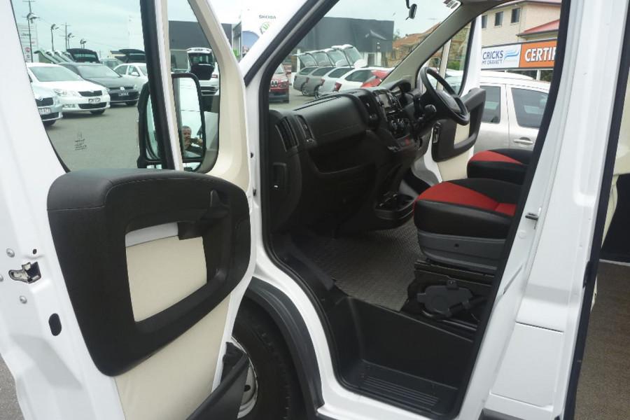 2015 Fiat Ducato Se Van Van