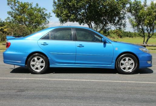 2006 Toyota Camry ACV36R MY06 SPORTIVO Sedan