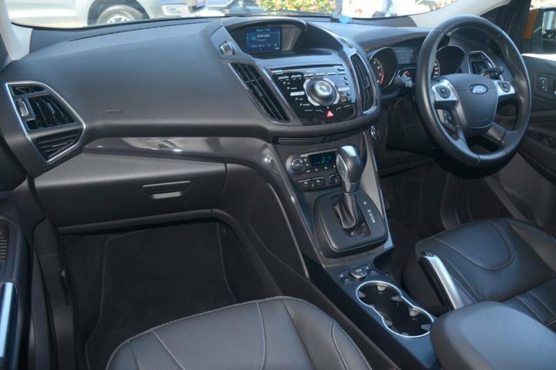 2015 Ford Kuga TF MKII Titanium AWD Wagon