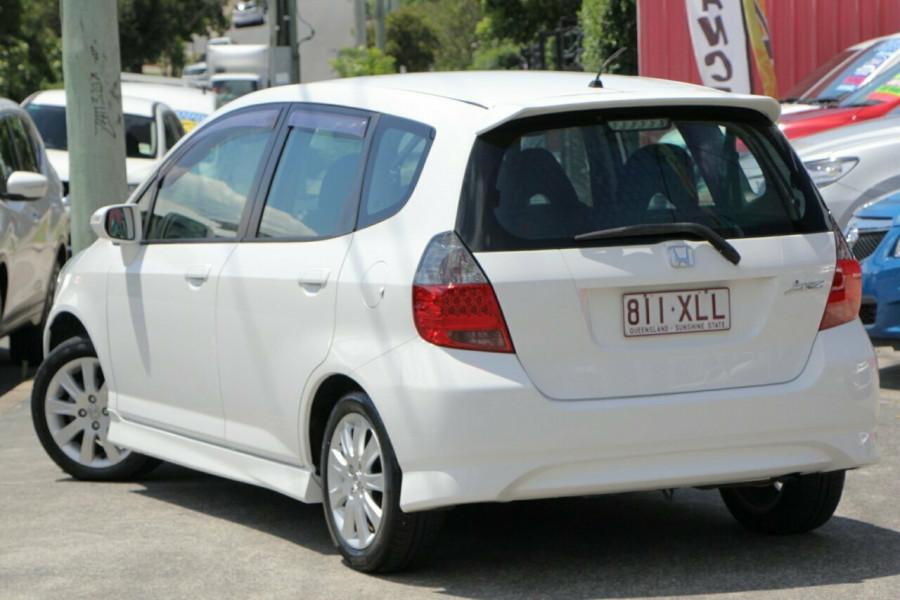 2007 Honda Jazz GD VTi-S Hatchback