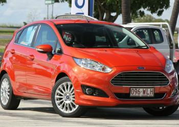 Ford Fiesta Sport PwrShift WZ