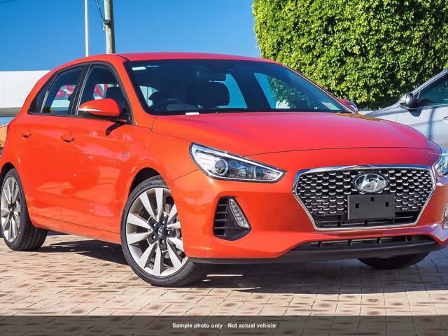 2017 MY18 Hyundai i30 PD SR Hatchback
