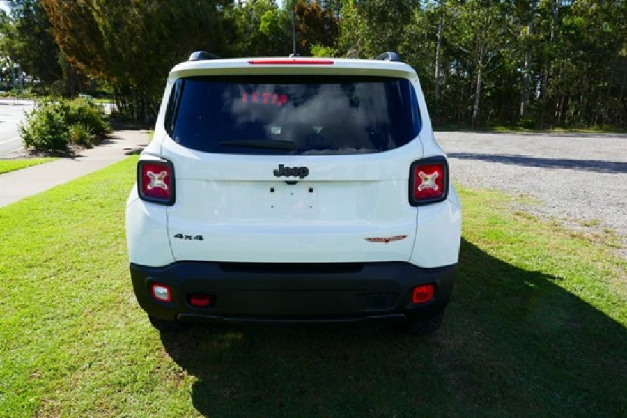 2016 Jeep Renegade BU Trailhawk Wagon