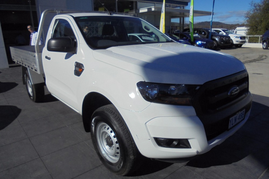 2016 MY Ford Ranger PX MkII 4x2 XL Single Cab Chassis 2.2L Hi-Rider Cab chassis