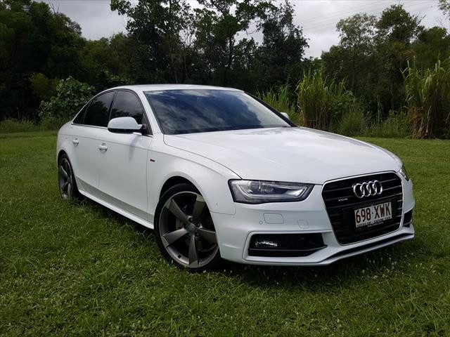 Audi A4 Ambition B8 8K
