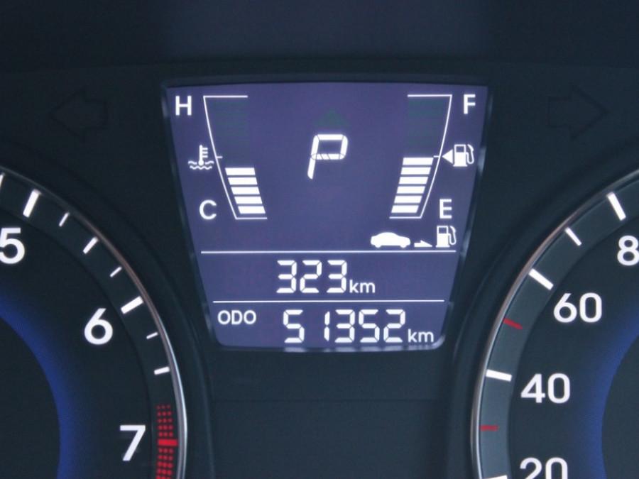 2011 Hyundai Accent RB Active Sedan