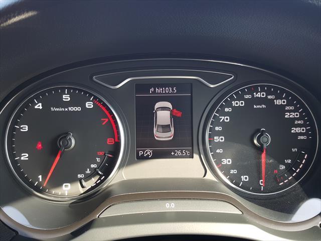 2013 MY14 Audi A3 8V  Attraction Sedan