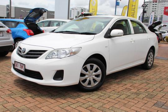 Toyota Corolla ASCENT ZRE152R