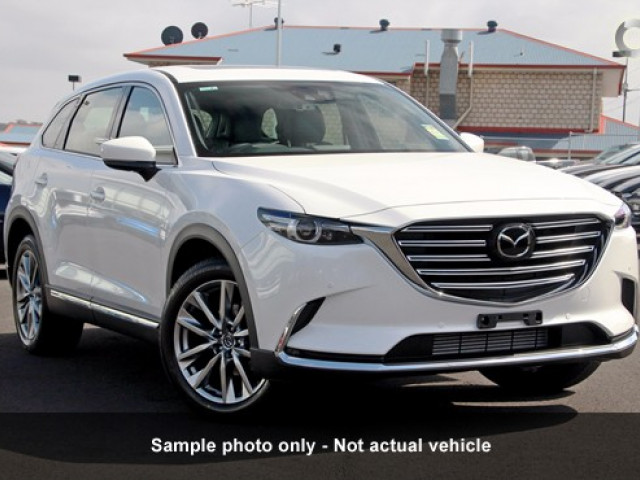 2017 Mazda CX-9 TC Azami Wagon