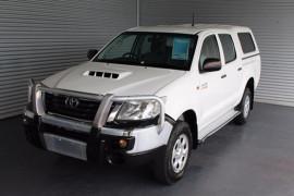 Toyota HiLux SR KUN26R MY12