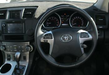 2013 MY12 Toyota Kluger GSU40R KX-S 2WD Wagon