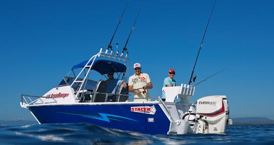 New Stacer 619 Ocean Ranger